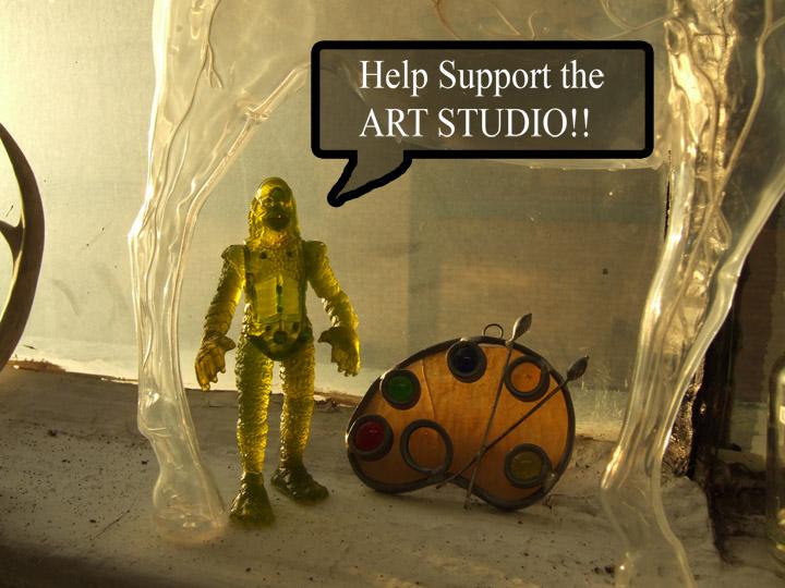 Support the Art Studio