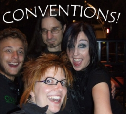 CONVENTIONS!!!