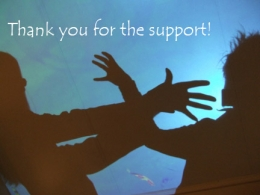 Thank you for the Support!