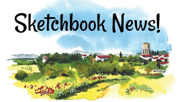 Sketchbook News!