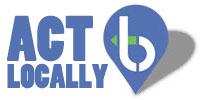 Act Locally logo