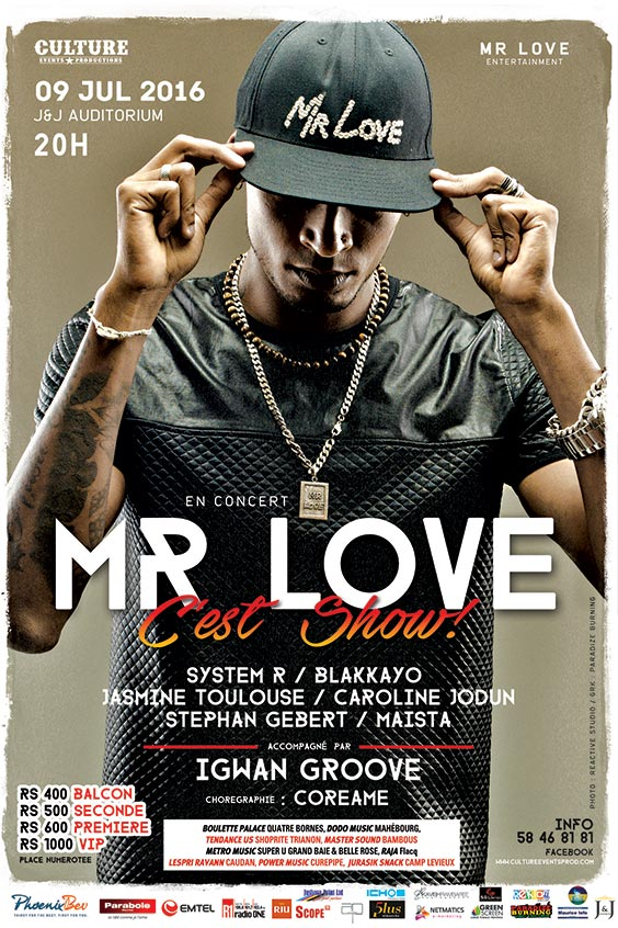Mr Love - C\'est Show!
