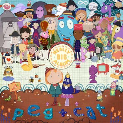 Peg And Cat's Really Big Album