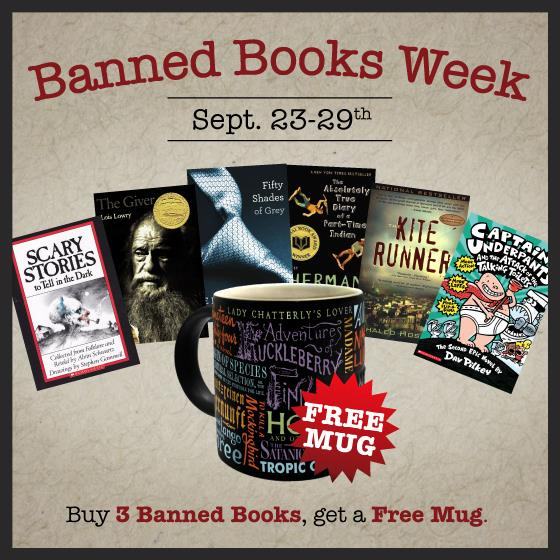 Banned Books Week special at the University of Utah