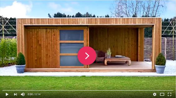 Vivez votre jardin avec Concept Abri