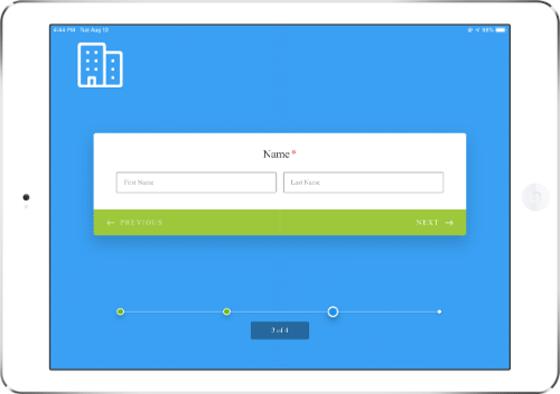 JotForm Mobile Forms in Kiosk Mode