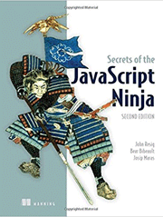 Secrets of the JavaScript Ninja Book