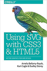 Using SVG with CSS3 & HTML5 book