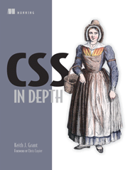 CSS in Depth Book