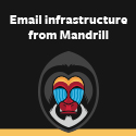 Reliable. Scalable. Secure. Email infrastructure from Mandrill.