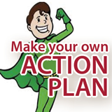 Make a personalised sustainability Action Plan here!