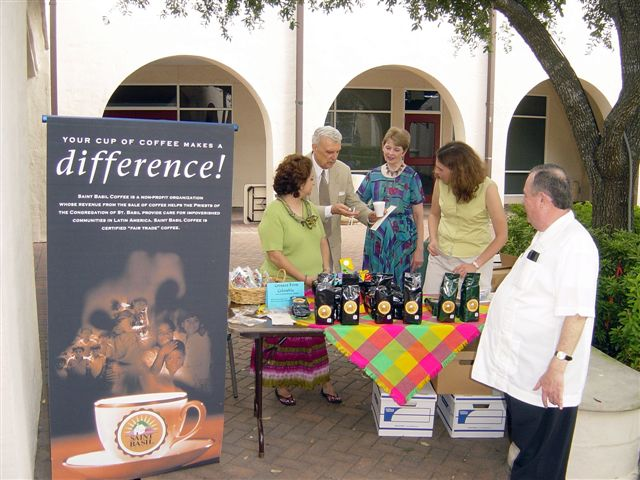 Fair Trade Organic Coffee for Catholic Social Justice Texas Coffee Beans