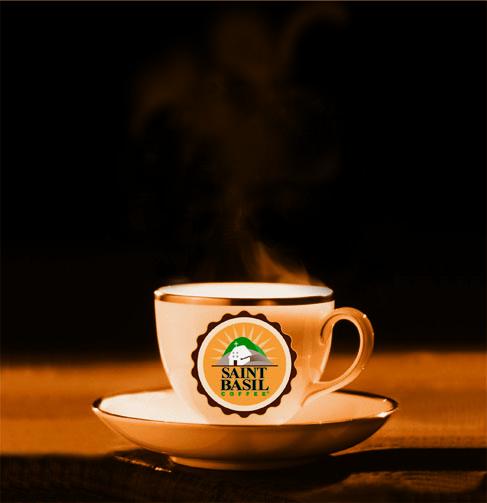 Catholic Coffee Seller, Gourmet Coffee, Colombian Coffee Beans, Saint Basil Coffee