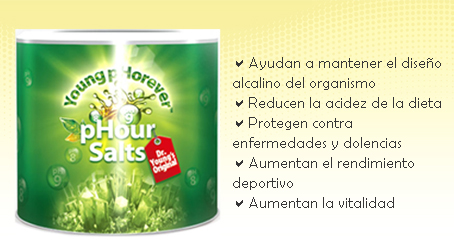 Beneficios de las Phour Salts