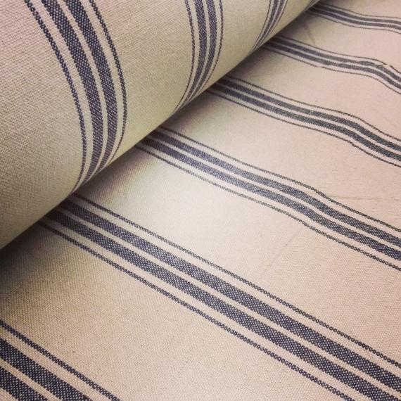 Antique Stripe fabric from Rooms with a View
