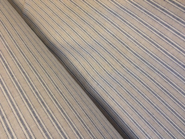 Brittany Stripe fabric from Rooms with a View