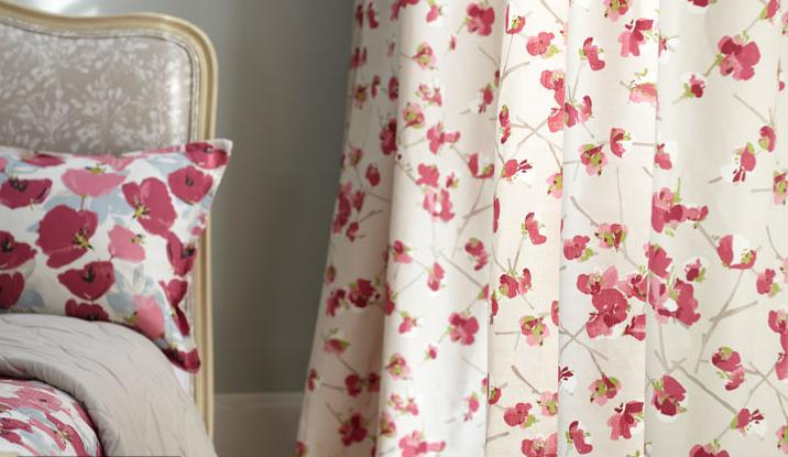 Romo's new Tulipa collection - available from Rooms with a View