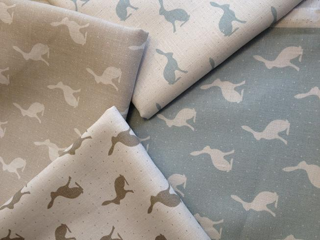 Buy Peony and Sage fabrics online from Rooms with a View