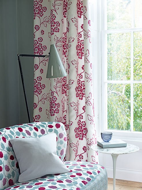 Jane Churchill fabrics from Rooms with a View