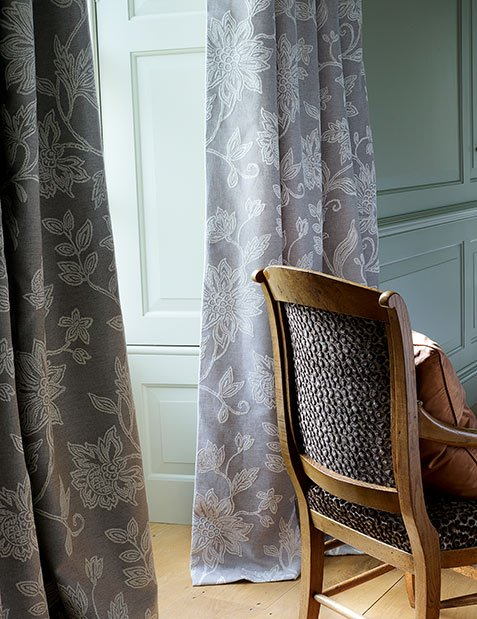 New Colefax Compton pure linens from Rooms with a View