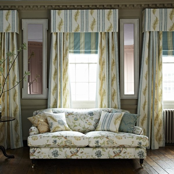 New Linwood fabric collections from Rooms with a View