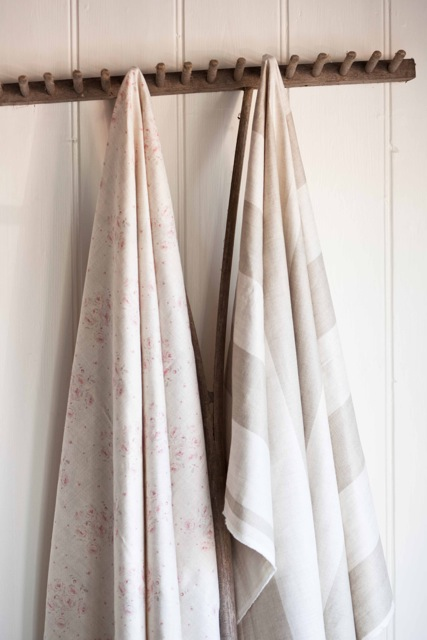 Peony and Sage fabrics from Rooms with a View