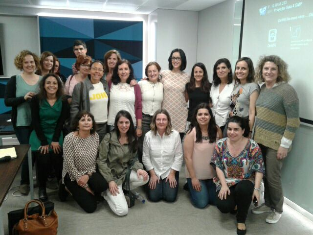 Participantes al Curso de Especialización en Diagnóstico TEA