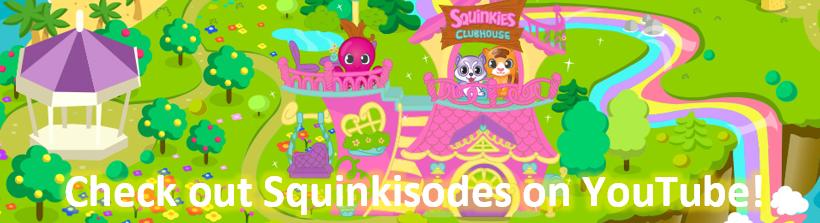 Squinkies YouTube
