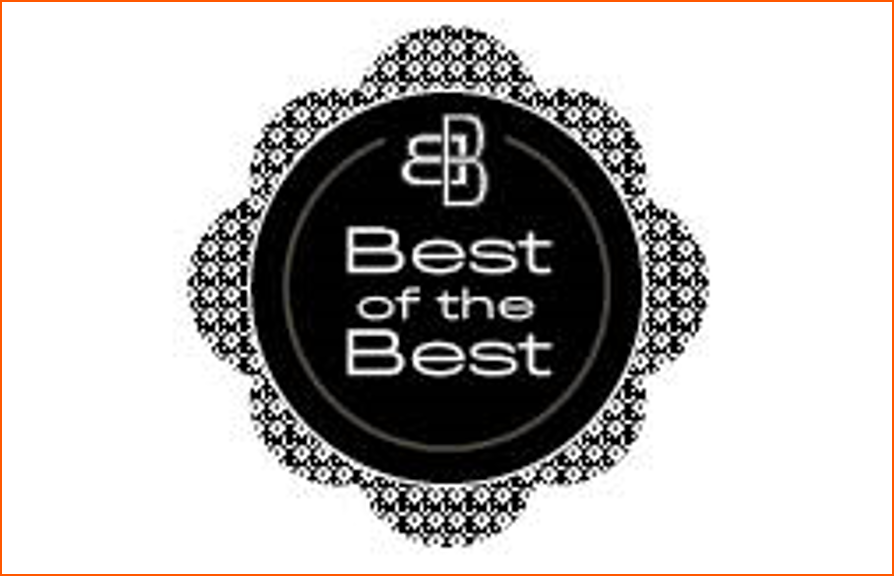 Robb Report's Best of the Best 2017 logo