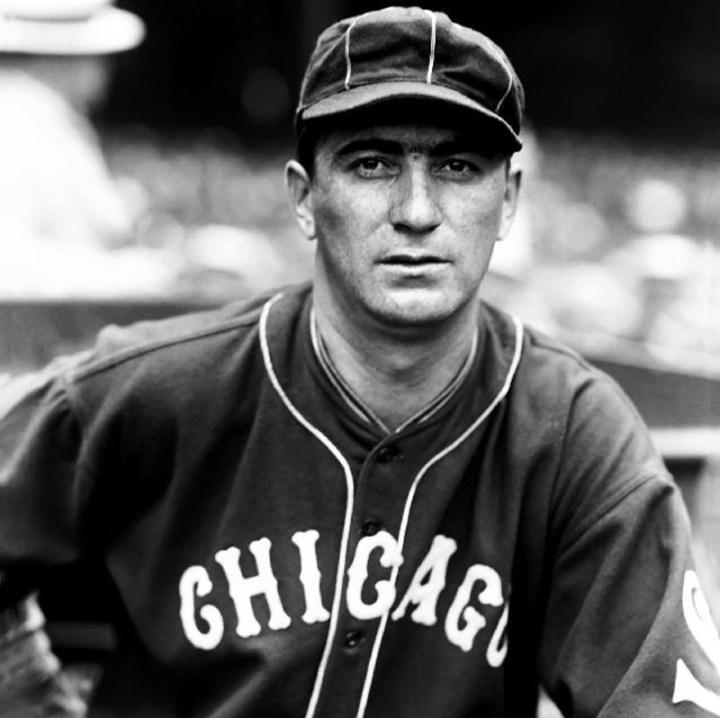 Moe Berg Baseball Chicago Photo Spy Espionage