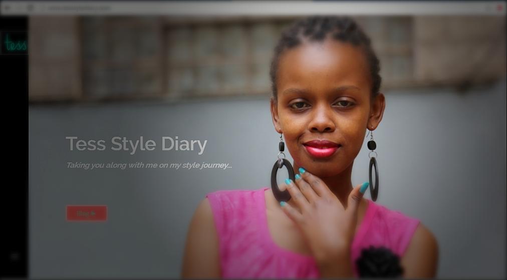 Tess Style Diary webshot