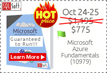 Be a life learner and study Azure!