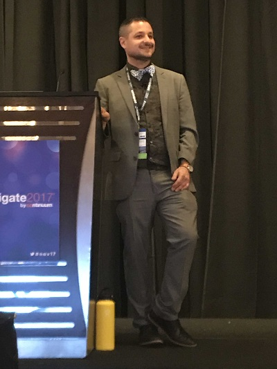 I interview two partners at the recent Continuum Navigate conference