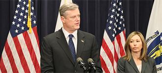 Governor Baker announces FY17 budget proposal