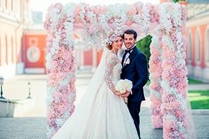 Регистрация брака во Дворце в Москве