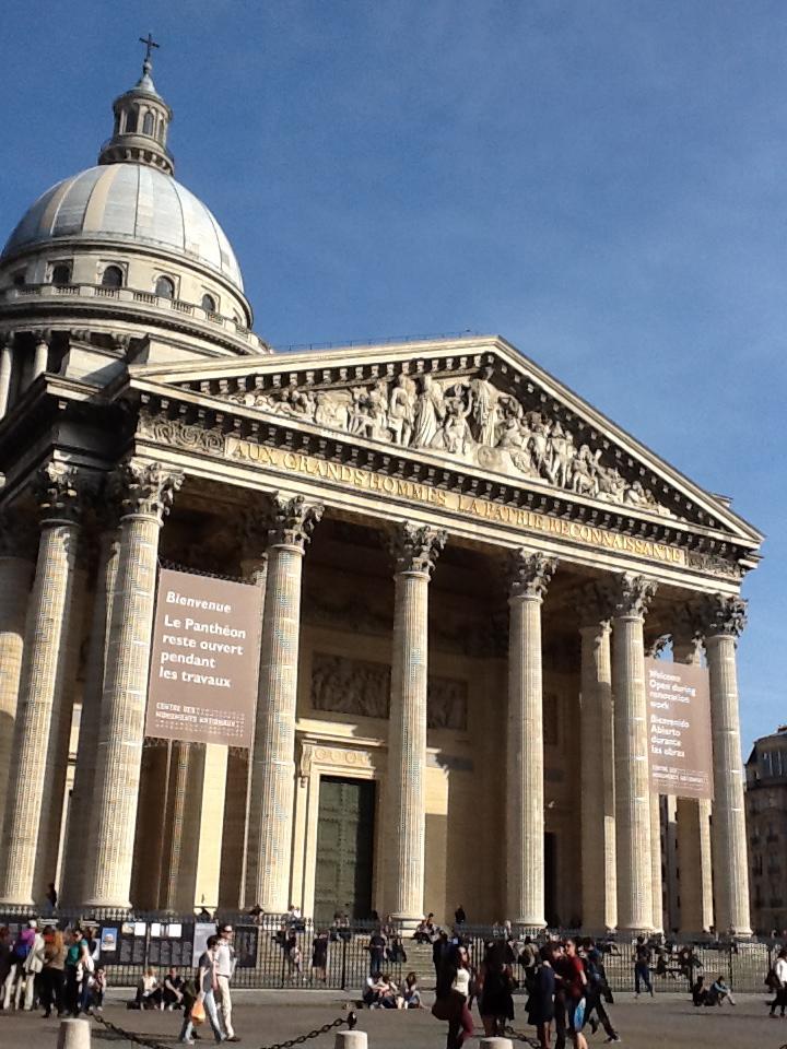 パリ-パンテオン神殿