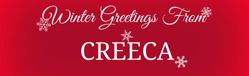 Winter Greetings from CREECA