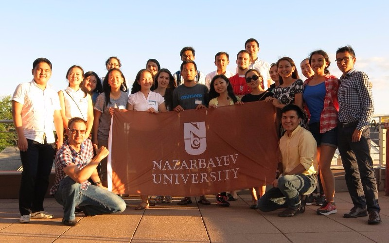 Nazarbayev University Students