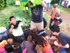 wailuku elementary school cinco de mayo maui hawaii school garden