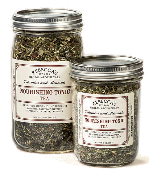 nourishing tonic tea