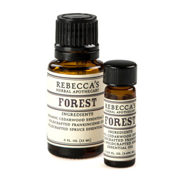 forest essential oil blend