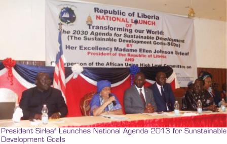 liberia-launches-SDGs