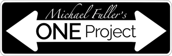Michael Fuller's ONE Project logo