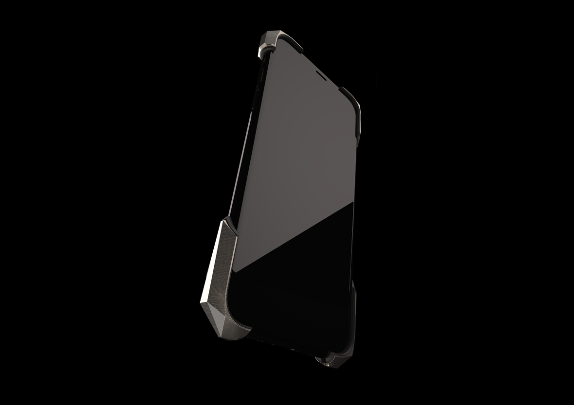 Alter Ego Titanium | Titanium iPhone X cases & covers | GRAY®