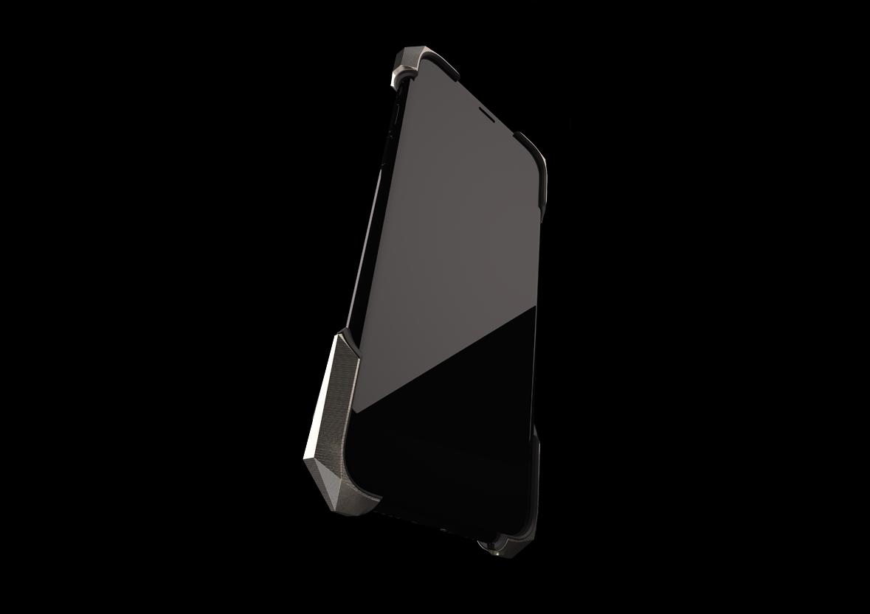 Alter Ego Titanium | Titanium iPhone X cases & covers | GRAY®