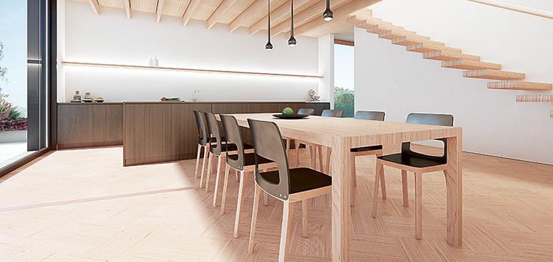 Die vor über 125 Jahren gegründete Firma Stuberholz richtet den Firmensitz erstmals in der Firmengeschichte auf Besucher vor Ort aus.