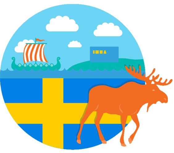 New Swedish courses