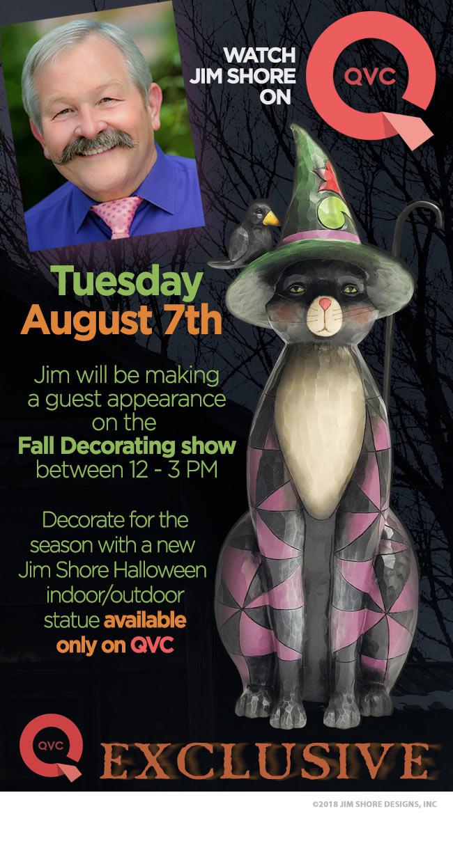 Watch Jim Shore on QVC