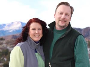 Lisa & Chris Cree