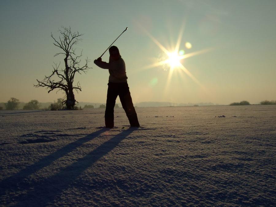 Golf ist Ganzjahressport - die Winterliga kommt